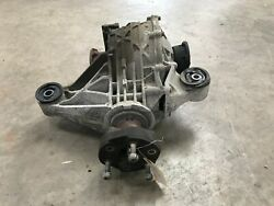 08-13 Cadillac Cts Rear Differential Rear Diff Axle Carrier 3.23 Ratio Lot3135
