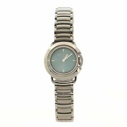 And Co. Limited Edition T Round Quartz Watch Stainless Steel With Diamond