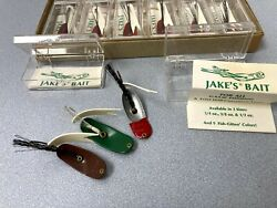 Fishing Lure Company For Sale Andndash Includes All Tooling Supplies And Finished Lures