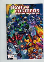 Transformers More Than Meets The Eye 2012  36 Retailer Incentive Cover 9...