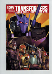 Transformers More Than Meets The Eye 2012  39 Retailer Incentive Cover 9...