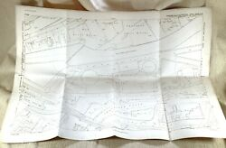 1889 Antique Map Of Sheffield Attercliffe Effingham Gasworks Rare Platinotype