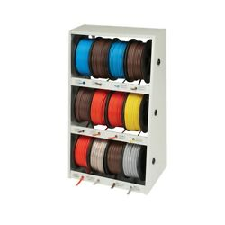 Assorted Auto Home Electric Electrical Copper Wire Assortment Rolls Wiring Spool