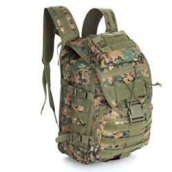 Tactical Backpack Military Rucksack Mountaineering Bag Hiking Camping Hunting