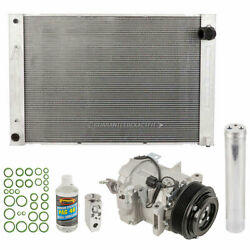 For Infiniti G35 And G37 2007 2008 A/c Kit W/ Ac Compressor Condenser And Drier