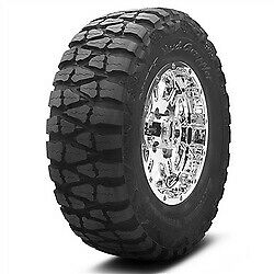 2 New 37x13.50r17/10 Nitto Mud Grappler 10 Ply Tire 37135017