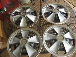 1965-66 Mag Style Hubcaps