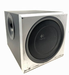 Logitech Z-2300 Powered Active Subwoofer Only Speaker ✅tested Working 🚚free📦
