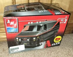 A-team-tastic Amt Ertl 2002 A-team Van 125 Scale Model Brand New Mint And Boxed