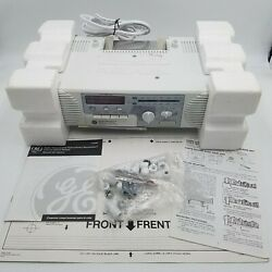 Ge General Electric Spacemaker 7-4287 Stereo Radio Cassette Player Under Cabinet