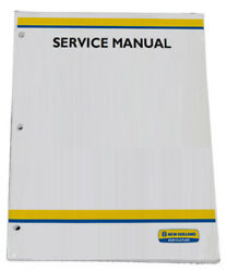 New Holland T8.275,t8.300,t8.330,t8.360,t8.390 Tractor Service Repair Manual