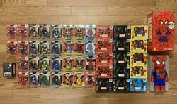 Be Rbrick Marvel Full Complete Happy Lottery