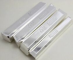 Pure Silver 9999 Silver Bar Silver Scrap Silver Material 20g With Stamp