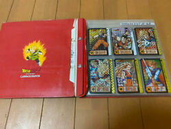 Dragon Ball Carddass Kira Card More Than 100 Pieces Sold In Bulk With Omake