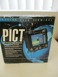 Litton Marine Data System, Pict-7300, Integrated Communications Terminal