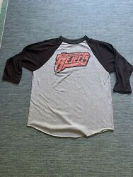 Vintage All-american Rejects Raglan 3/4 Sleeve Band Shirt