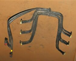 Evinrude 225 Hp Ficht V6 Brp Fuel Feed And Return Assembly Pn 0439348 Fits 1999
