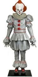It Chapter Two – Life-size Foam Rep Figure – Pennywise Bill Skarsgård Statue 1
