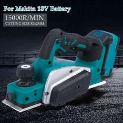 Rechargeable 4000mah With Hand Tool Electric Planer For Woodworking Cutting Diy