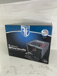 Brand New Fortress Pistol Security | Safe Valuables | Gold | Cash | Open Box