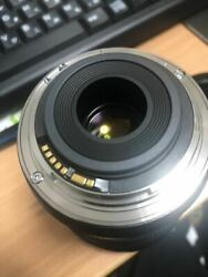 Used Canon With Box Ef-s10-22mm F3.5-4.5 Usm 10-22mm/f3.5-4.5