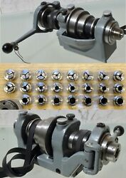 Schaublin Sv 70 Headstock F16 +23 Pc. Collet  Never Used  For Watchmakers