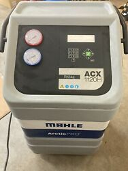 Mahle Arcticpro Acx1120h Hybrid 12l Ac R134a Refrigerant Handling System Unknown