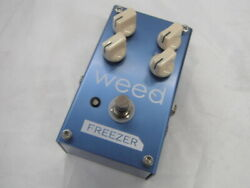Weed Freezer Made In Japan Used Effector For Electric Guitar