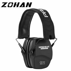 Shooting Earmuff Electronic Noise Reduction Hunting Shooter Safety Protection