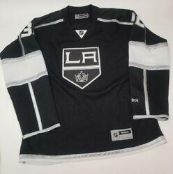 Rebook Nhl La Kings Authentic Hockey Jersey Quick 32 Large