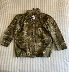 Army Usaf Apecs Gen Ii Gore-tex Multicam Cold/wet Weather Parka - Large Long