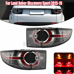 Set Tail Light Rear Lamp Led Brake For Land Rover Discovery Sport 2015 16 17-19