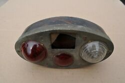 1920's 1930's Buick Type-c Tail Light Antique Vintage Speedster Classic Project