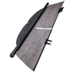 Cargo Cover Trunk Security Shade Fit Nissan Murano 2015-2019 Black Retractable