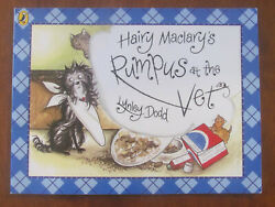 Hairy Maclary's Rumpus At The Vet By Lynley Dodd Sc Exc 2005