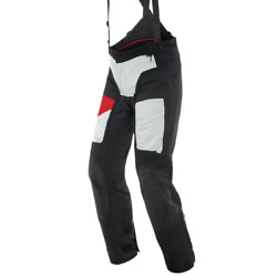 Motorcycle Pants Dainese D-explorer Gore-tex 2 White/black/red - Size 56