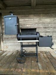 Handmade Barbecue Grill Smokehouse Fireplace - Anti-rust Weather-resistant