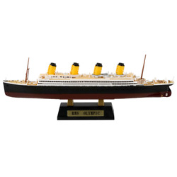 Revival Of The Titanic Rms Olympic A Type 1/2000 Scale Mini Figurine Movie Toy