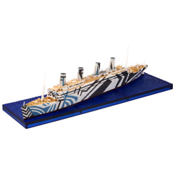 Revival Of The Titanic Rms Olympic B Type 1/2000 Scale Mini Figurine Movie Toy