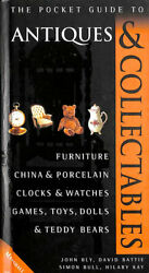 The Pocket Guide To Antiques And Collectables By Bly, John Bull, Simon Kay, Hi
