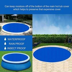 Fit For Swimming Pool Cover Above Ground Paddling Pools Cover Dust Covers Parts