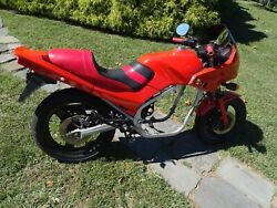 1985 Honda Vf500f Interceptor All Parts To Complete Clear Title