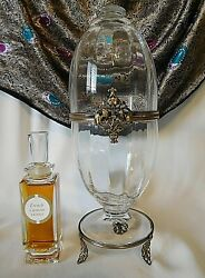 Caron French Cancan 25 Ml Perfume Bottle Crystal Limited Edition 203/400