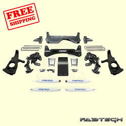 6 Rts System W/ Shocks For 2011-17 Gm K3500hd 2wd/4wd Fabtech