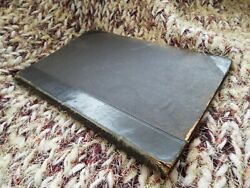 Victorian Pigeon Racers Journal Book Of Monthly Journals May 1892 - April 1893