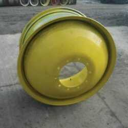 Used 18 X 38 Dual Rim - Rear Compatible With John Deere 9650 9660 Sts 9660