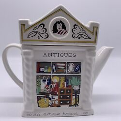 Wade English Life Teapots Antiques Shop Vintage Made In England Smith Wootton