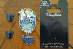 New Disney Cruise Line Dcl Dvc Members Only Alaska 2015 Wonder Captain Mickey