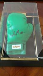 New Punch Out Little Mac Boxing Glove Nintendo Nes Mike Tyson Wii Signed