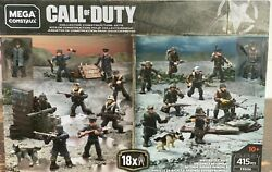 Mega Construx Call Of Duty Wwii Battle Pack Legend Rare Fxg06 New Unopened.